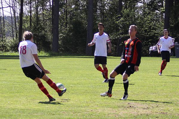 FC Boda delade poängen i Björkboda