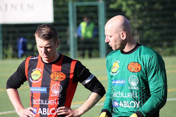 FC Boda tog övertygande vinst mot serieledande KaaPo
