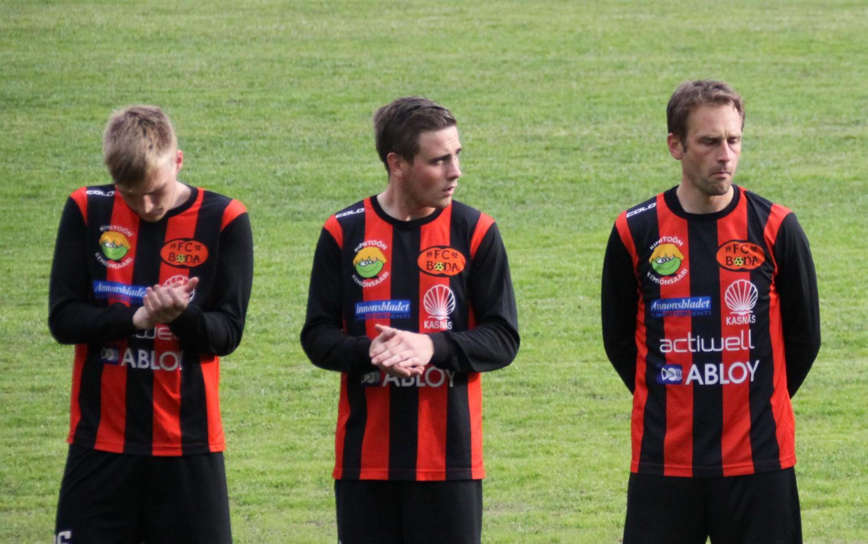 Pallo Iirot - FC Boda 6-0
