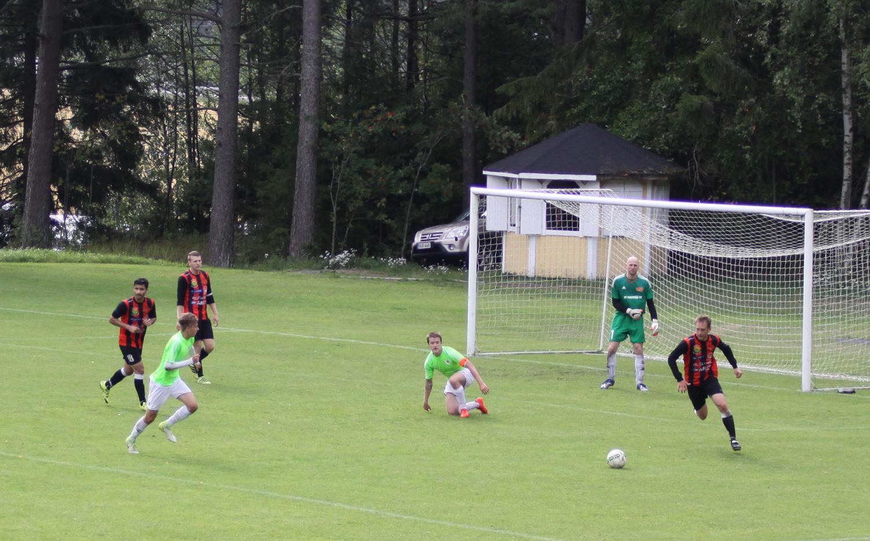 FC Boda FC Åland 19.8.2017