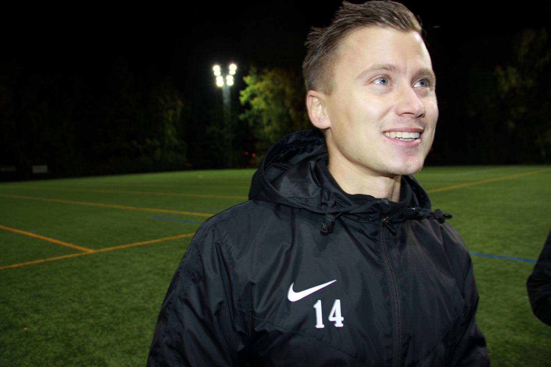 Nya vindar- Anton Brotkin tar över tränarrodret i FC Boda.