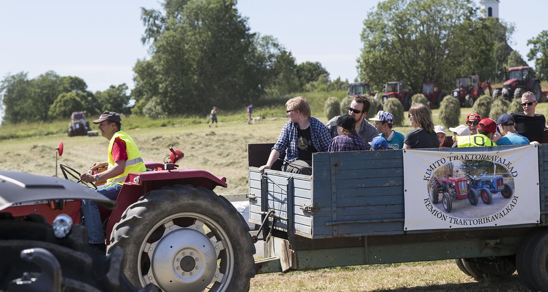 traktorkavalkad