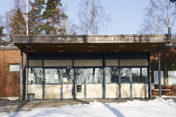 Välj ambulans – inte hälsostationen i Dalsbruk!