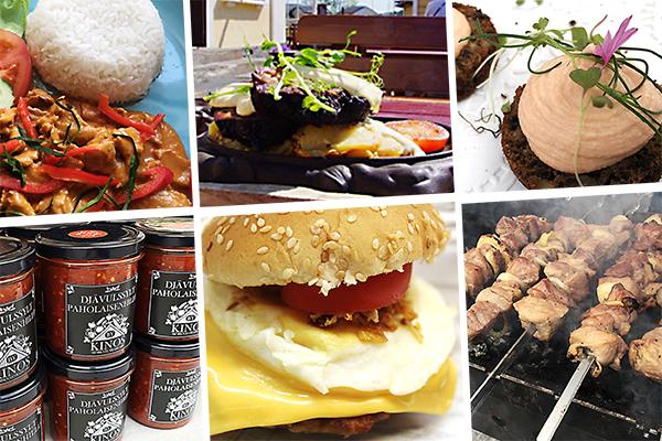 Ät Ute lockar till vardagslyx –matutbudet väldigt brett