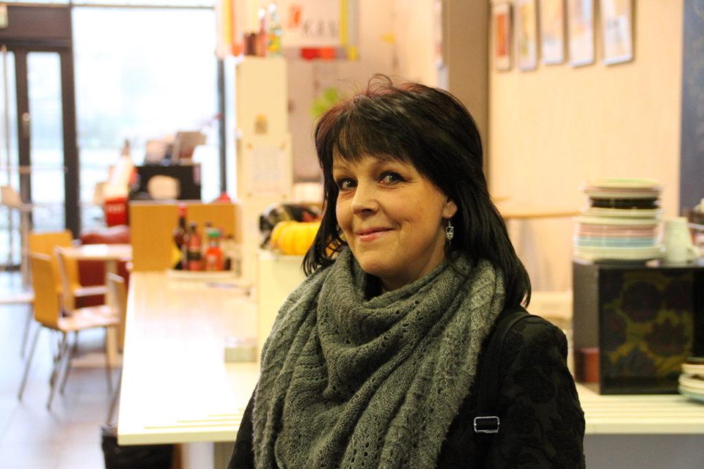 """Lycklig Riitta Wuorio-Bäck: """"Det här har jag väntat länge på"""""""