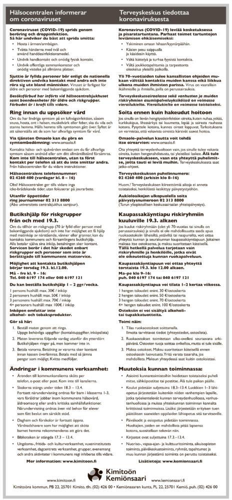 Kommunens-info