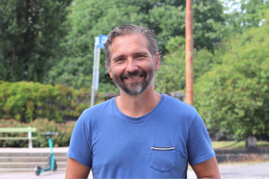 Fredrik Guseffin mielestä Kemiönsaarella on hyvät mahdollisuudet kehittyä